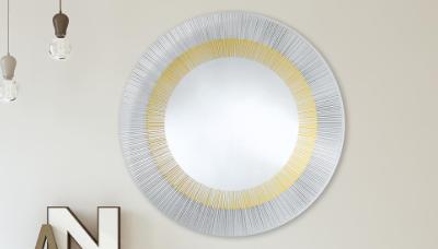 Yoko Bronze Mirror