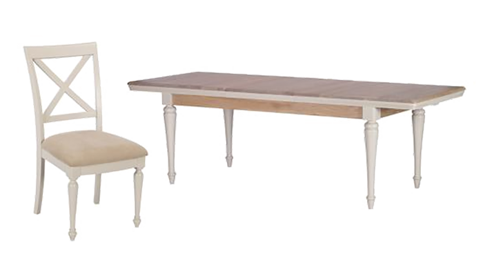 180cm Table & 6 Chairs