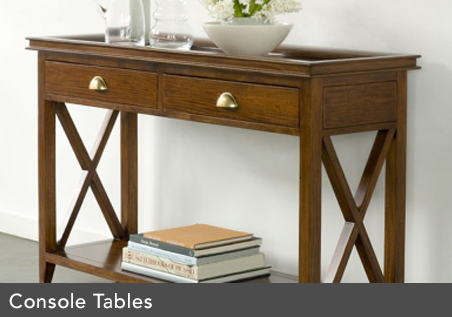 Console Tables Group Page Link