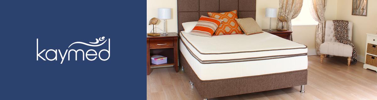 KH dept banner kaymed beds brand