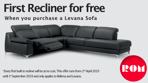 ROM First Recliner Free