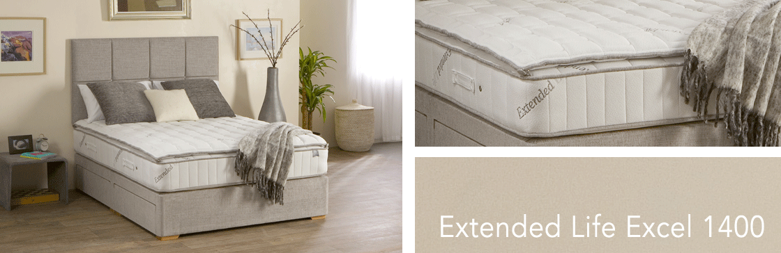 Extended Life Excel Banner