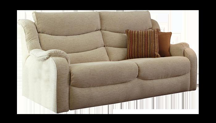 Large 2 Seater Recliner Sofa