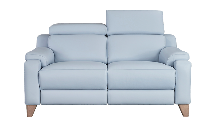 Large 2 Seater Power Recliner