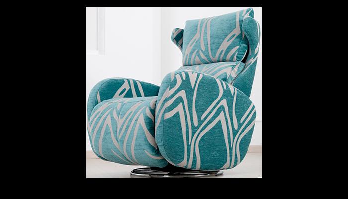 Manual Swivel Chair