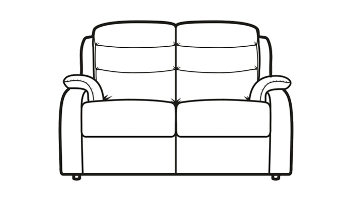 2 Seater Recliner