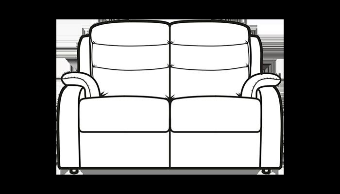 2 SeaterSofa