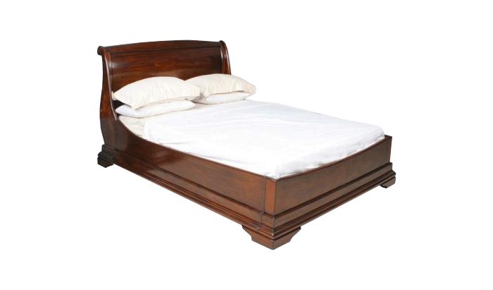 Bedstead - Kingsize Low Foot