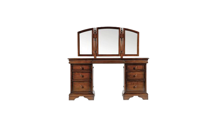 Dressing Table & Mirror